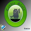 Caddie Stats Golf GPS logo