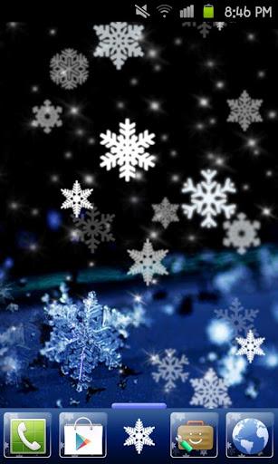 SNOW CRYSTAL Theme