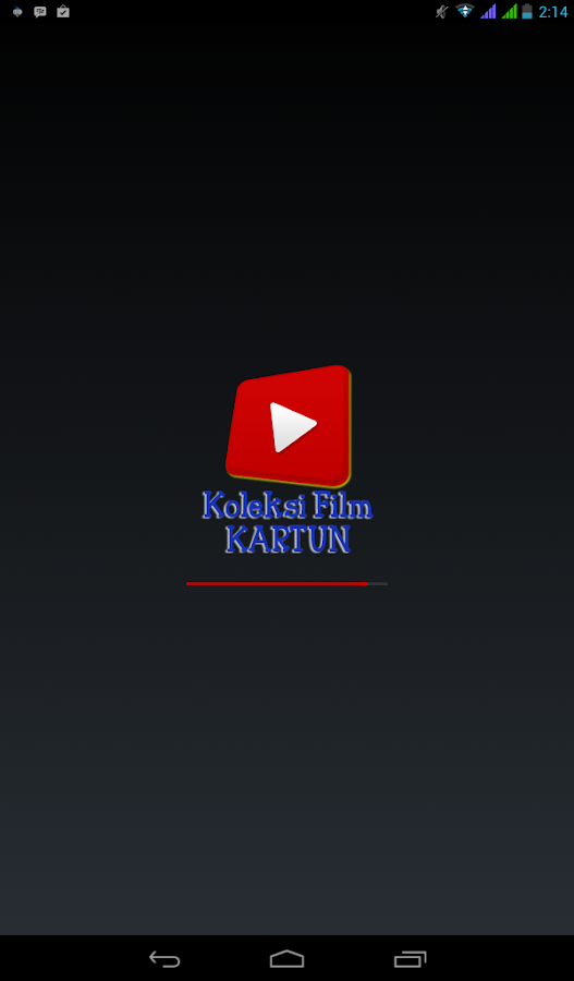 Film kartun - screenshot
