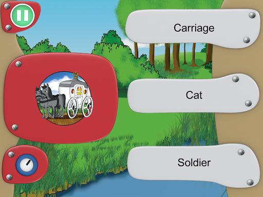 玩教育App 安徒生童话看图认字免費 APP試玩