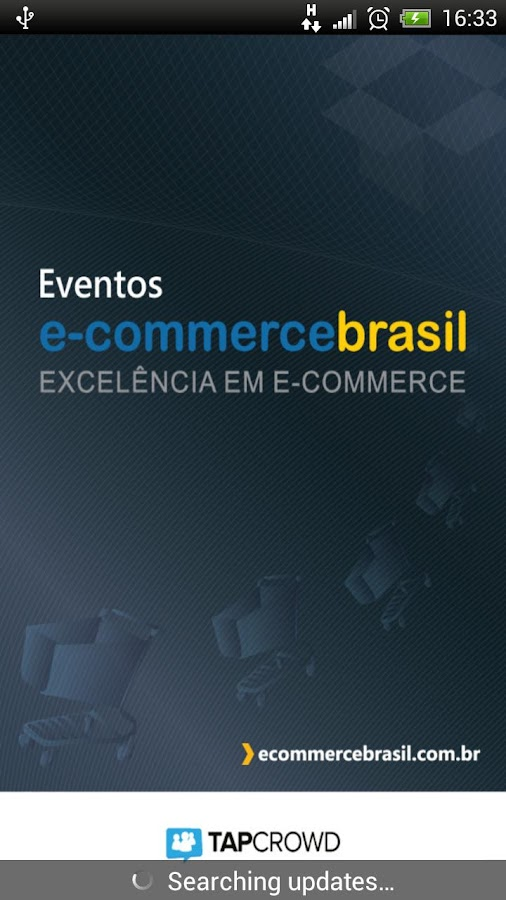 Eventos E-Commerce Brasil - screenshot