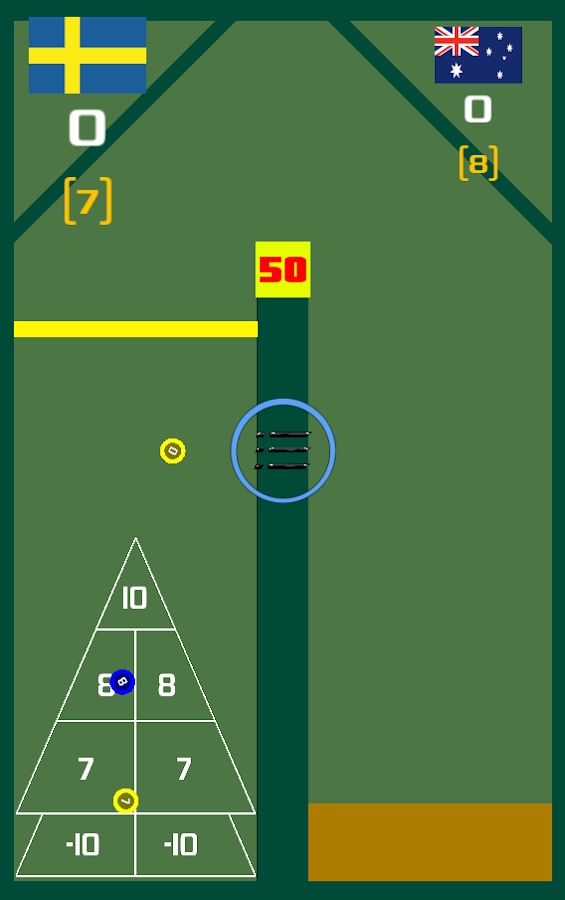 Shuffleboard Casual - screenshot