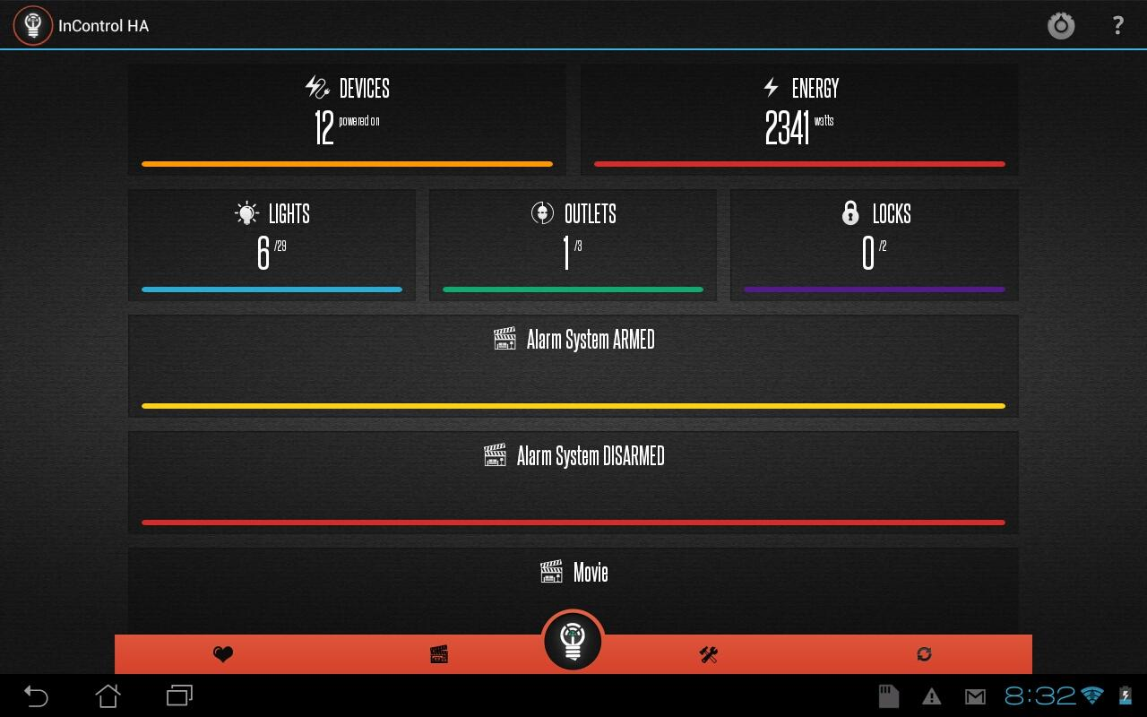 Best Home Automation Controller axial control free - android apps on google play
