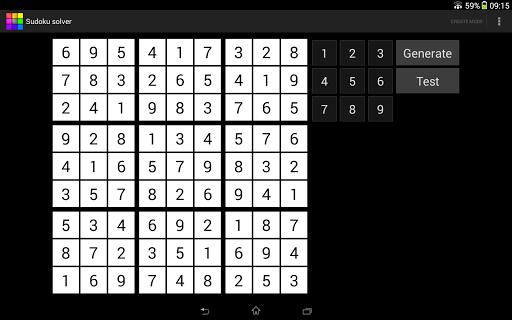 玩工具App|Sudoku Solver免費|APP試玩