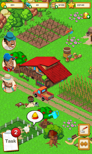 My little Farm ® FREE Spring