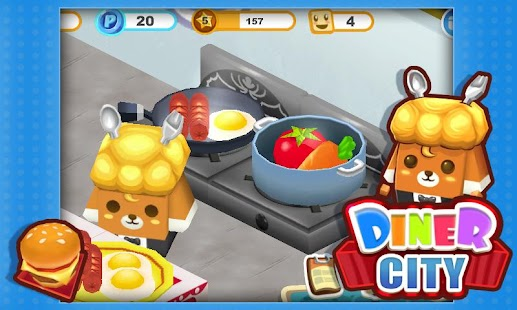 Diner City - screenshot thumbnail