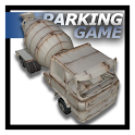 Cidade Cement Truck Parking icon