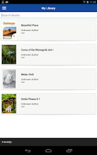 Lektz eBook Reader - screenshot thumbnail