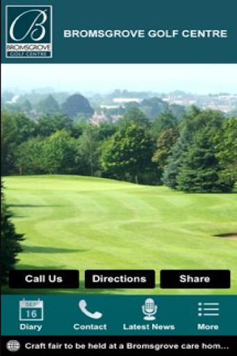 Bromsgrove Golf Centre