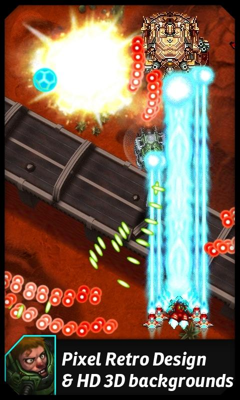 Shogun: Bullet Hell Shooter- screenshot