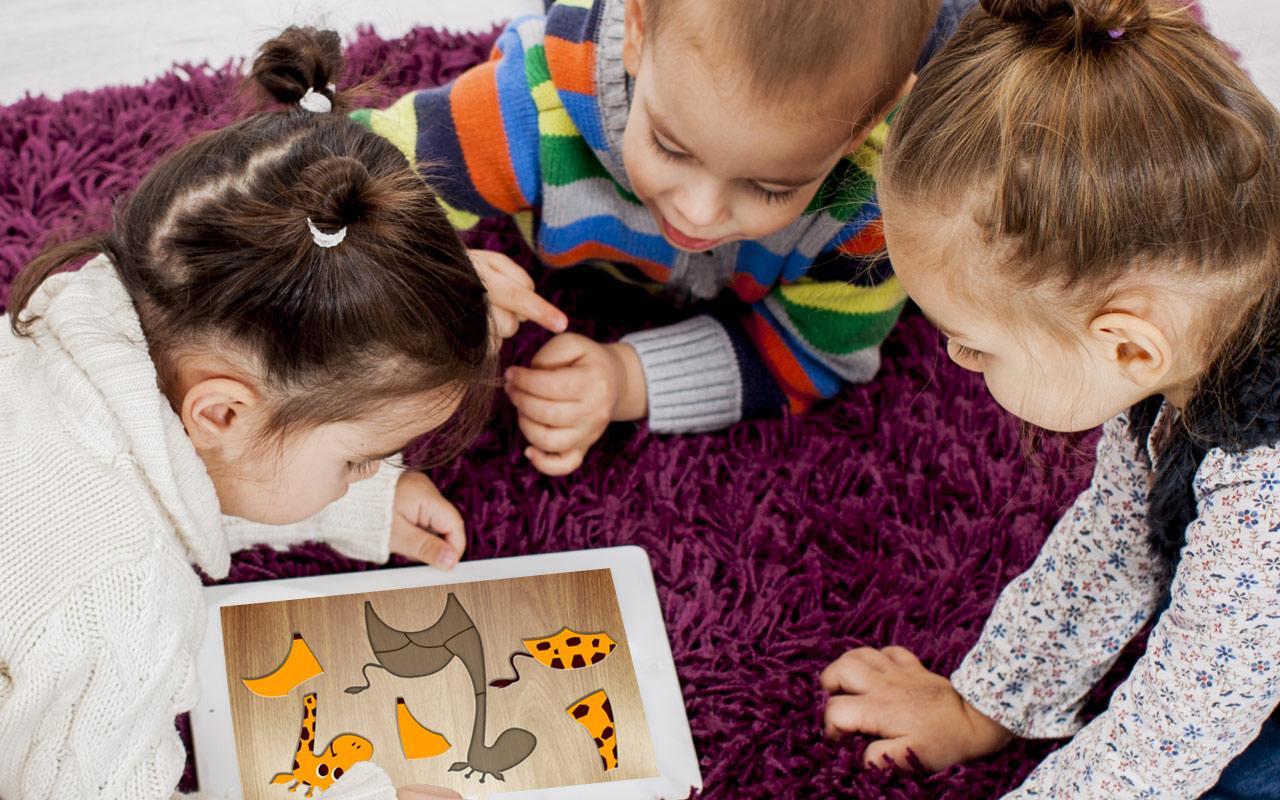 384 puzzles para ni os aplicaciones de android en google - Puzzles para ninos pequenos ...