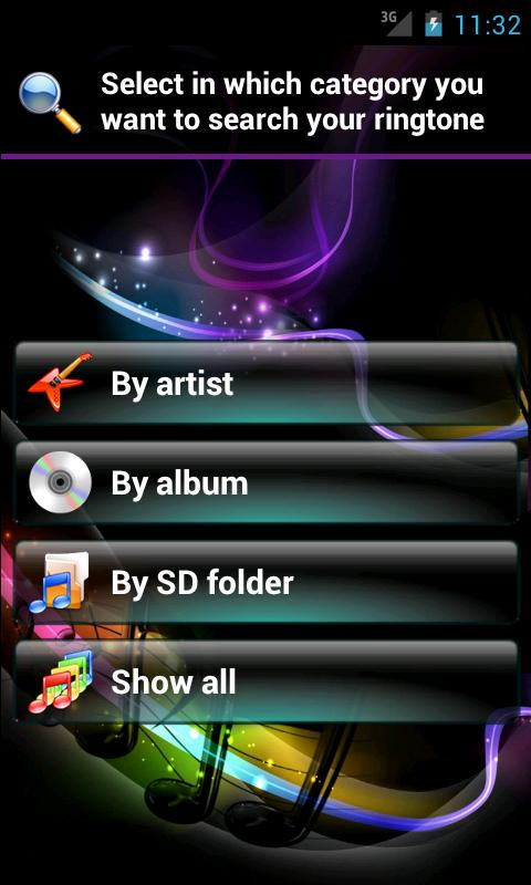 Ringtone Manager Pro- screenshot