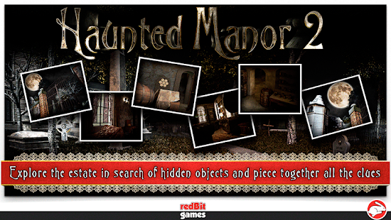 Haunted Manor 2 - Full Screenshot