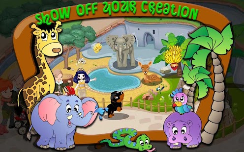 【免費休閒App】Zoo Designer-APP點子