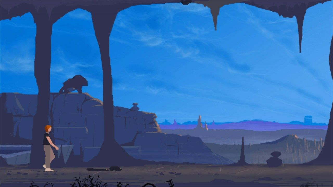 Another World- screenshot