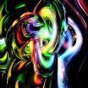 3D color Link logo
