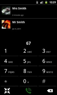 Dialer2 - screenshot thumbnail