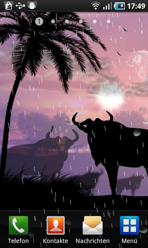 African Scene LITE- screenshot