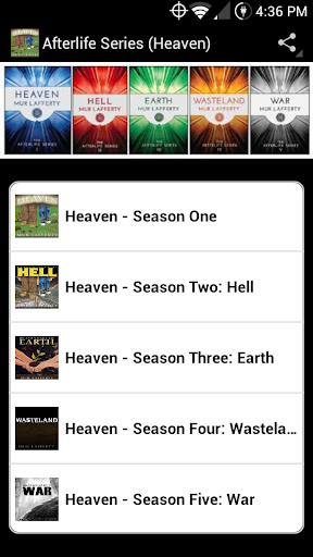 Afterlife Series Heaven