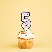 Five Years!