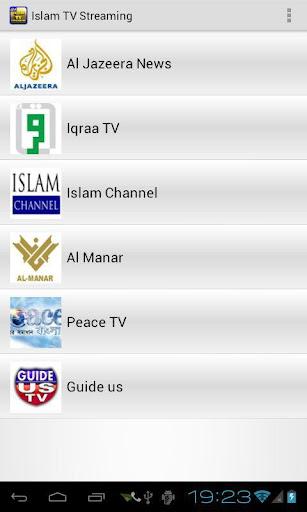 TV Islam Streaming