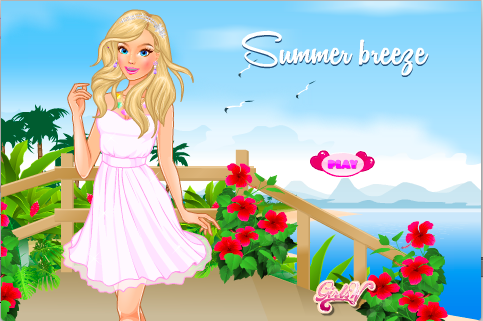 Summer Breeze Dress Up