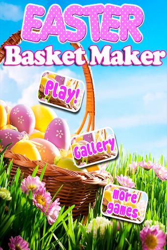 Bunny Easter Basket Maker FREE