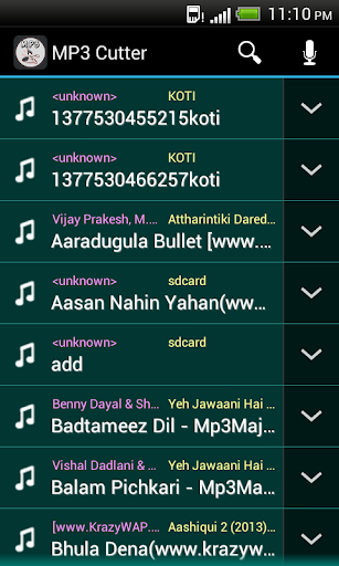 Mp3 Cutter - Ringtone Maker