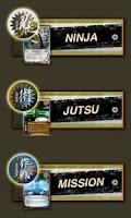 Screenshot of NARUTO CARD SCANNER