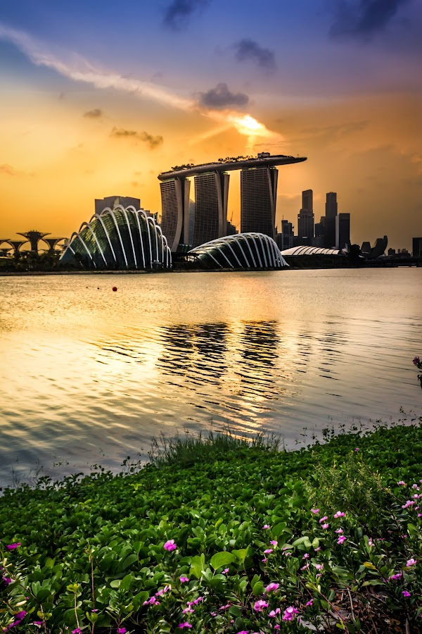 by Charles Ong - Buildings & Architecture Office Buildings & Hotels