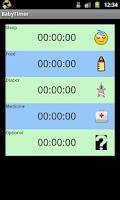 Screenshot of Baby Alarm