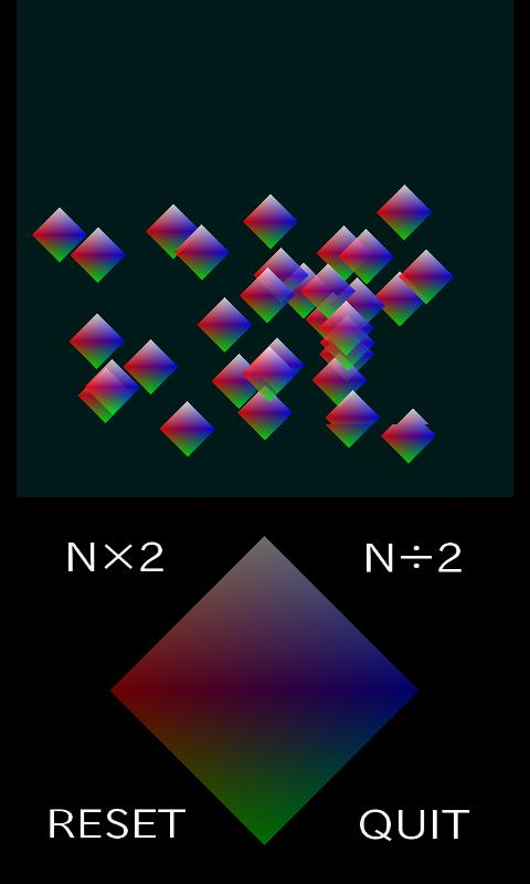 Random Walk Diamonds- screenshot