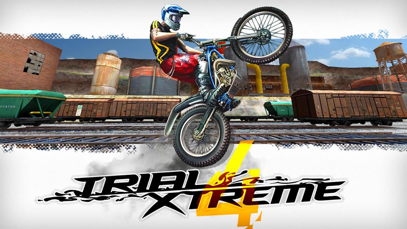Trial Xtreme 4- tangkapan layar