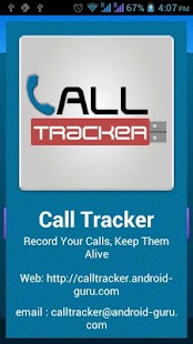 Call Tracker - Spy - screenshot thumbnail