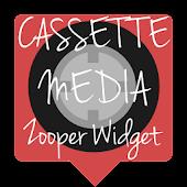Cassette Media for Zooper