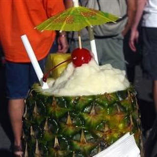 Next Best Thing to Lulu's Pina Colada.