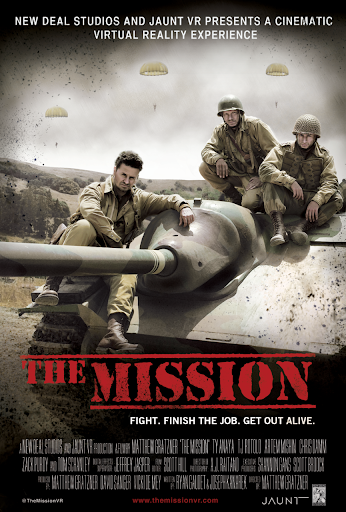 The Mission: Trailer