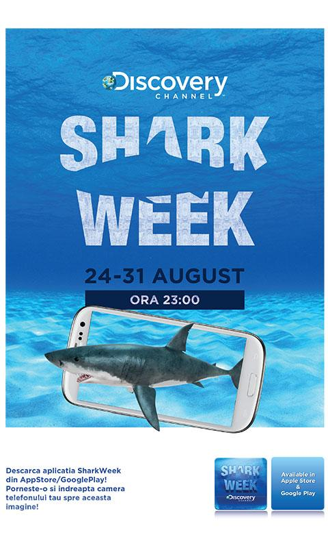 Shark Week - screenshot