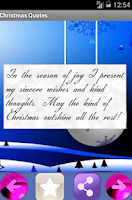 Screenshot of New Year Quotes