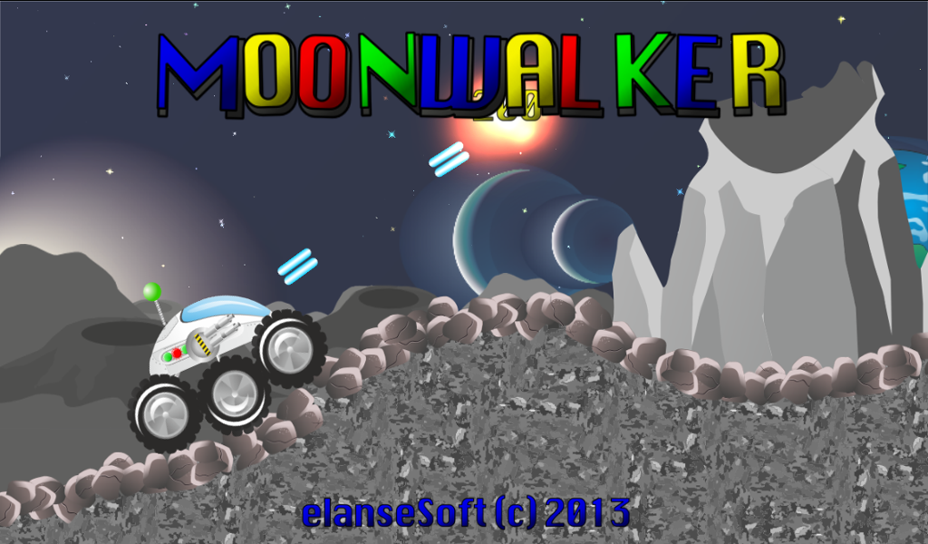 Moonwalker - screenshot