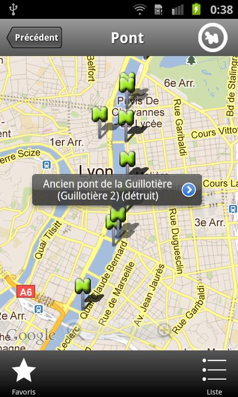 Click 'n Visit Ponts du Rhône- screenshot