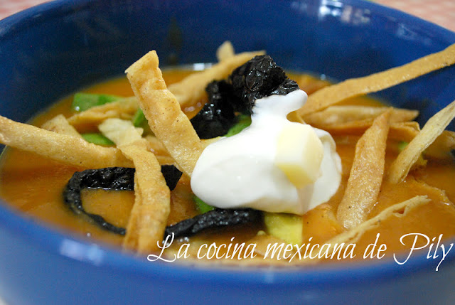 Tarascan Soup Recipe