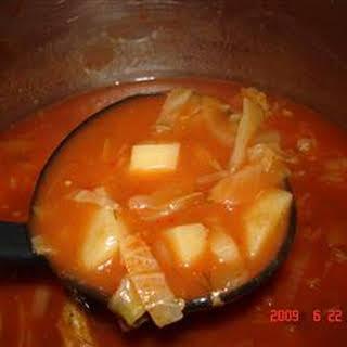 Beef Vegetable Soup Marrow Bones Recipes.