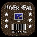 HyperReal Wallpaper- 3D Sphinx