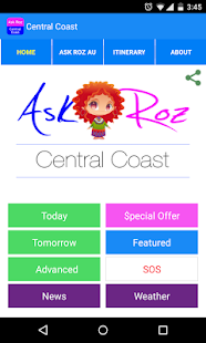 Ask Roz Central Coast- screenshot thumbnail