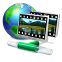 Extract Image From Web Page icon