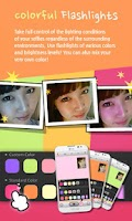 Screenshot of Selfie Studio: Flash Camera