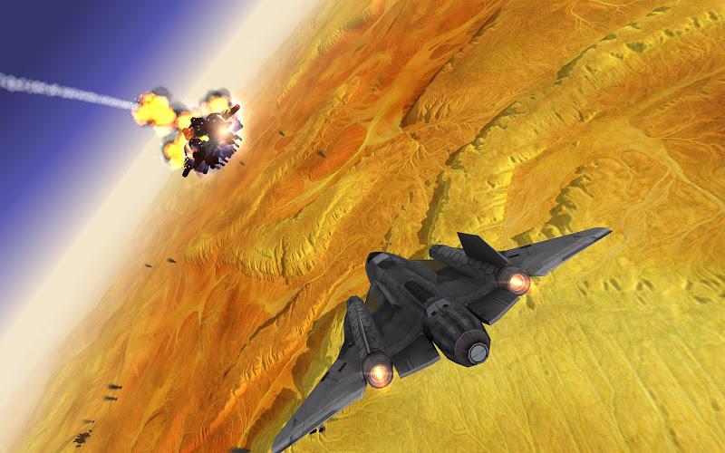 Fractal Combat X Mod Apk v1.4.10.5