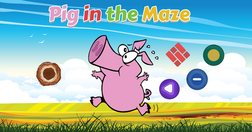 Pig in the Maze