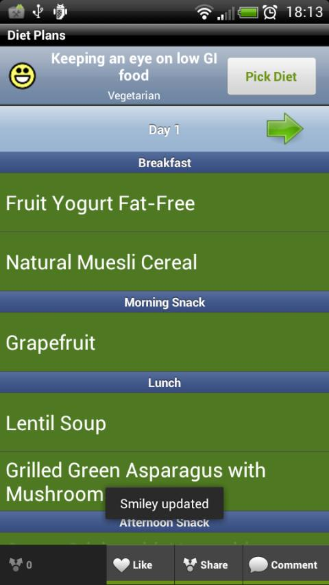 Diet Assistant Pro-Weight Loss - screenshot